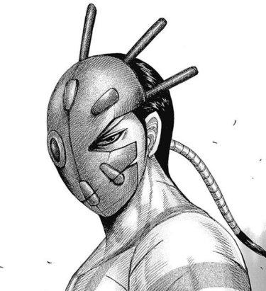 【キングダム】実はイケメンで超強いバジオウの性格や特徴を語り尽くす!